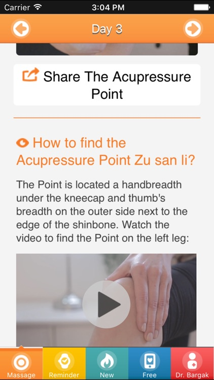 Beauty Massage - Best Skin with Acupressure Points screenshot-1