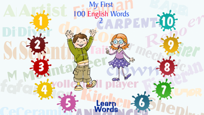 My First 100 English Words 2