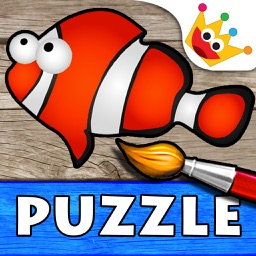 Puzzle Ocean: Kids & Girls puzzles games 2+ Free