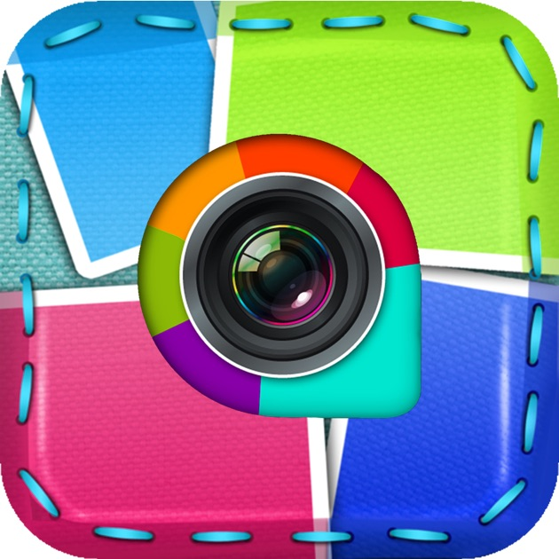how to make a picture collage on ipad