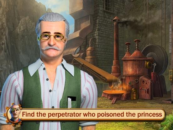 Скачать игру Королевство Аурелия: Тайна отравленного кинжала