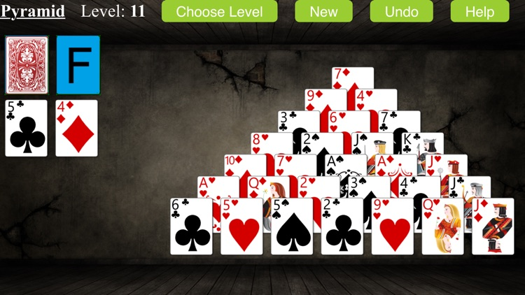 Solitaire: Pyramid screenshot-4