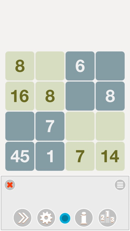 + & - : A Zen game screenshot-3