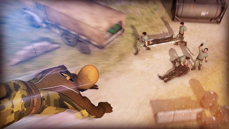 Army Super Heroes screenshot-3