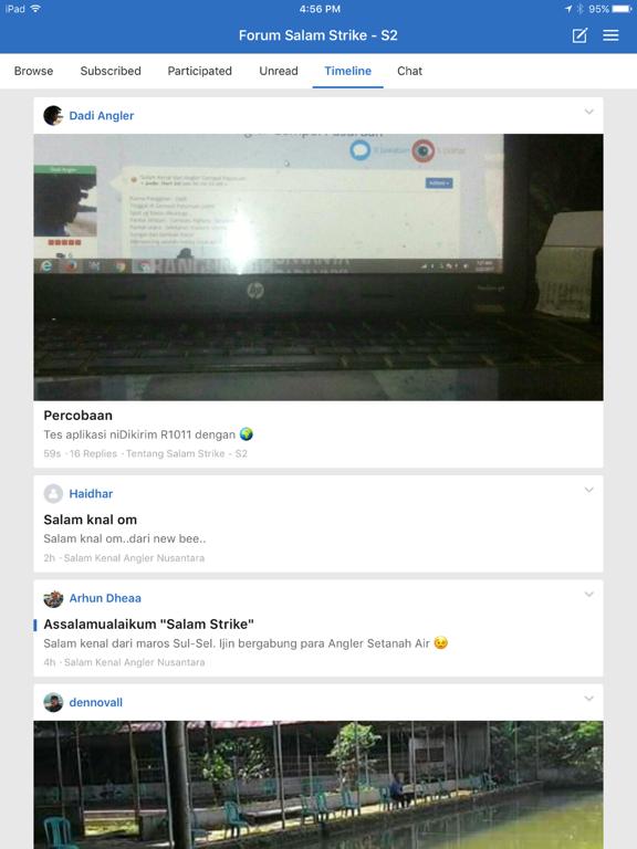 Forum Salam Strike S2 screenshot 6