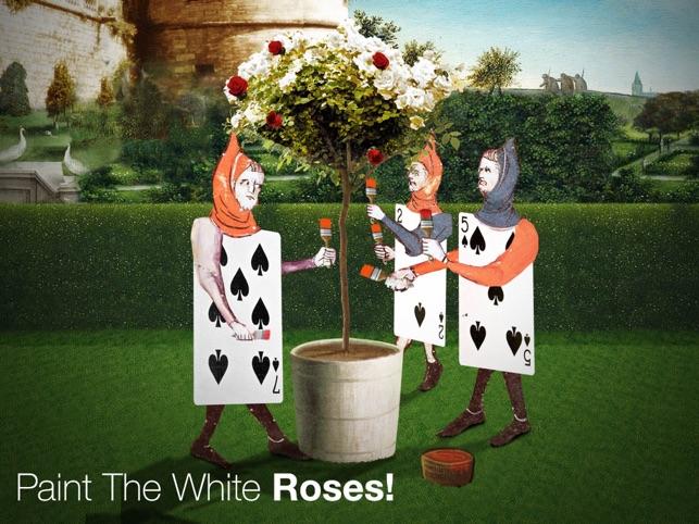 The Alice App - Children's Fairy Tale Stories Screenshot