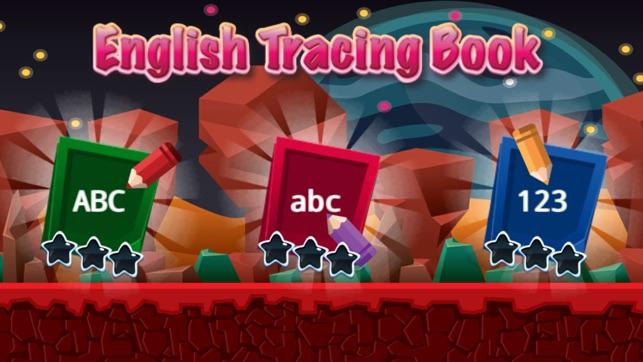 Englisch Tracing Buch lernspiele für 2 jährige im App Store