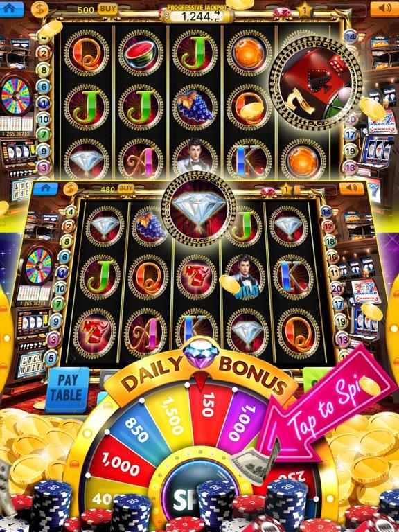 Diamond Bonanza Slot Machine
