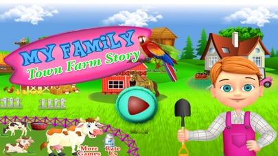 点击获取My Family Town Farm Story