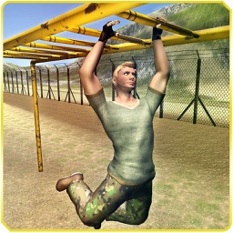 US Army Training School Game – Military Boot Camp