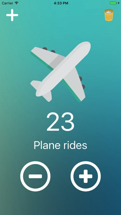 Travel Counter screenshot-3