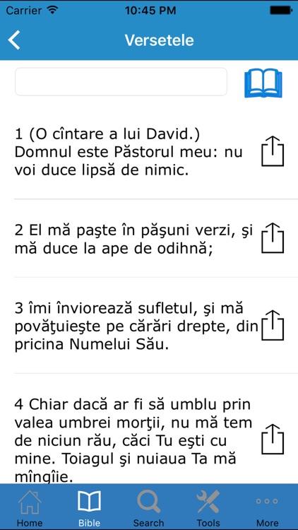 Biblia Cornilescu - în Limba Română