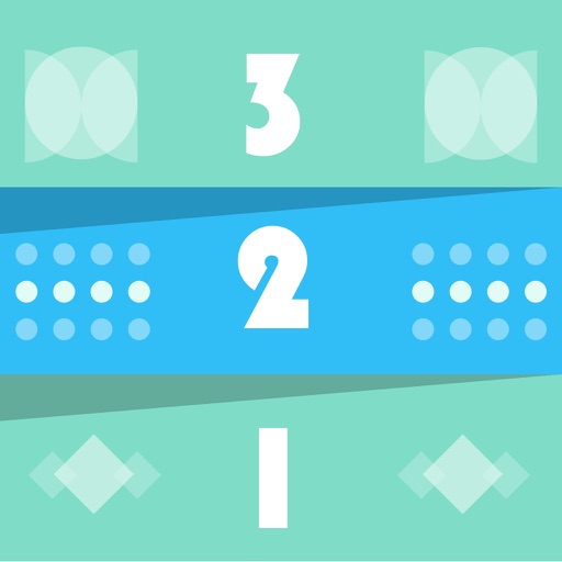 123Tiles - Free Numbers Race
