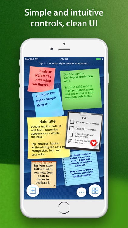 abc Notes Lite - ToDo, Checklist & Sticky Note