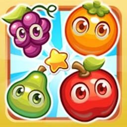 Fruit Crush - Match 3 puzzle game