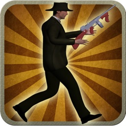 GangSter Cave Run - Funny Running Game