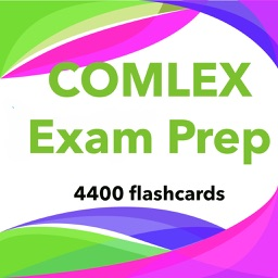 COMLEX Exam Review 2017- 4400 Flashcards & Q&A