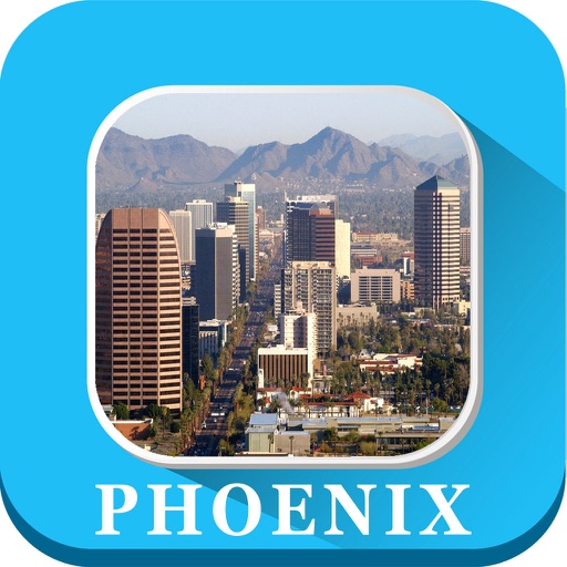 Phoenix Arizona USA - Offline Maps navigator