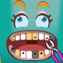 kids surgery dentist free games for girls & boys