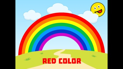 Child development learn colors Lite screenshot one