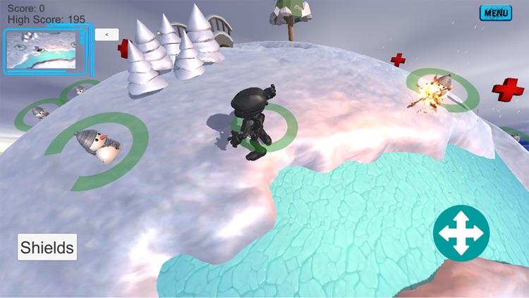 Snowman Apocalypse screenshot-3