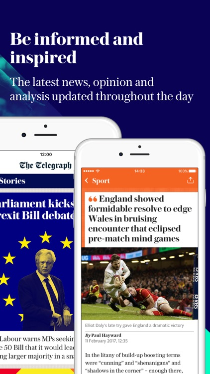 The Telegraph – Live News, Sport & Business