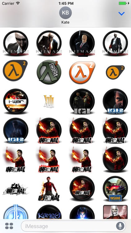 Gaming Stickers screenshot-4