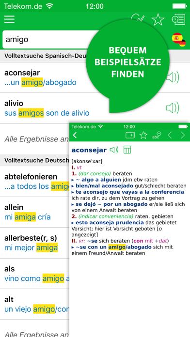 Wörterbuch Spanisch - Deutsch ADVANCED von PONSのおすすめ画像2