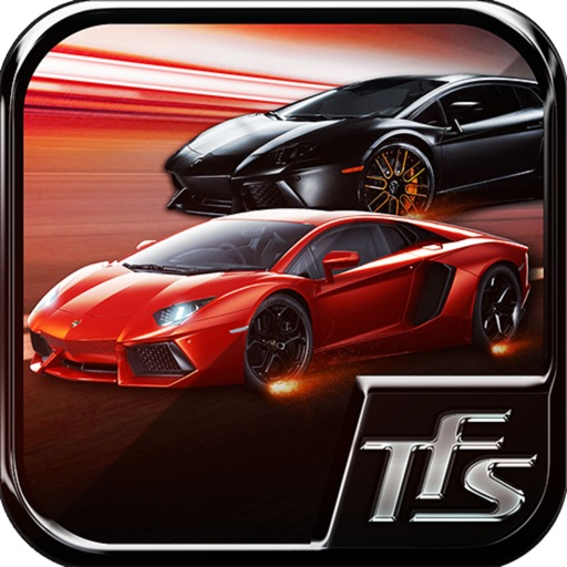 Thirst For Speed - A Most Wanted Racing Game icon