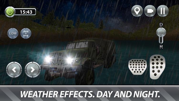 Russian Truck Drive Simulator Full screenshot-3