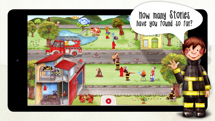 Tiny Firefighters: Police & Firefighters for Kids screenshot-4