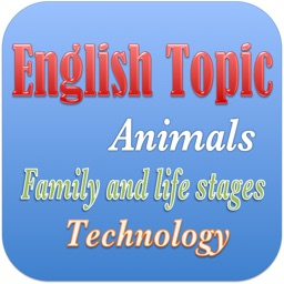 English Vocabulary With Topics