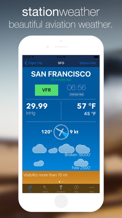 StationWeather Lite - Aviation Weather and Charts