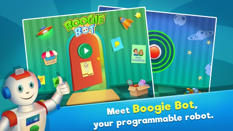 Boogie Bot - Coding for kids - Learn Programming