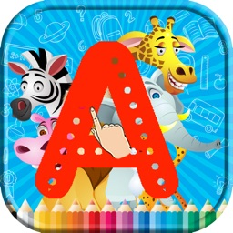 ABC Tracing and Puzzle Game