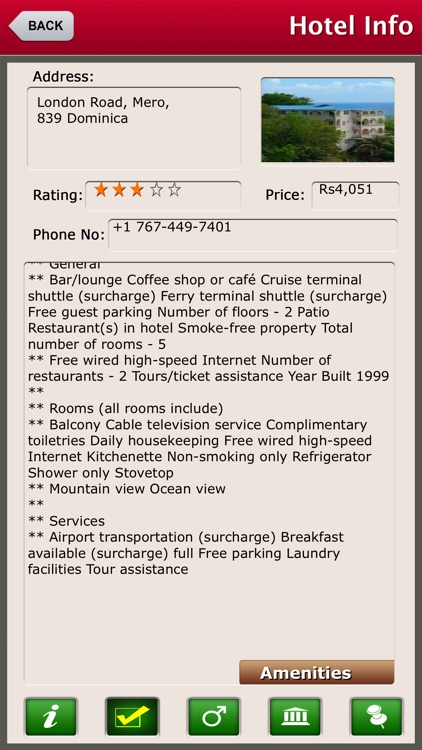 Dominica Island Offline Travel Guide screenshot-3