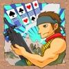 ソリティアde戦争〜ウォー・ウィズ・ソリティア〜 - iPhoneアプリ