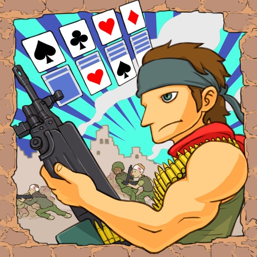 War with Solitaire