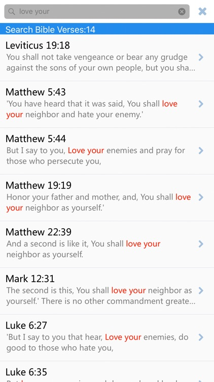 Bible :Holy Bible NASV - Bible Study on the go screenshot-3