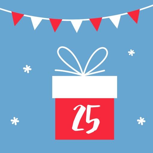 Christmas Countdown XMAS 25