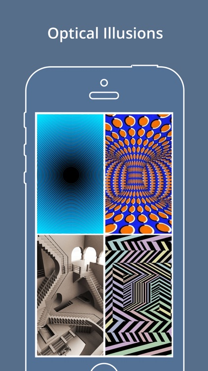 Optical illusions wallpapers & Catalogs