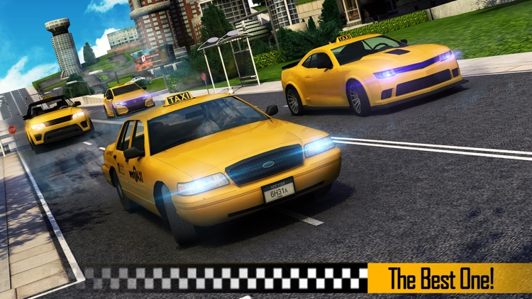 Taxi Driver 3D screenshot-1