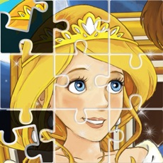 Activities of Princess Puzzles and Painting