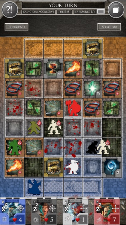 Dungeon Heroes: The Board Game