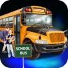 School Bus 3D Simulator: Best School Bus Driving