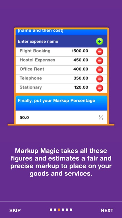 Markup Magic Margin Calculator screenshot-2