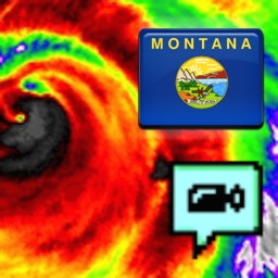 Montana NOAA Radar with Traffic Cameras Pro