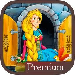 Rapunzel Magic Princess Kids Coloring Book – Pro