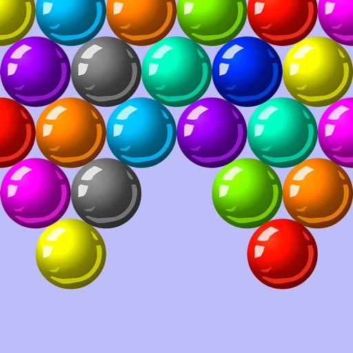 Лопать пузыри - Стрелять шарики