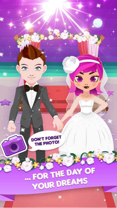 Wedding Dress Designer - Bridal Gown Fashion Game screenshot two